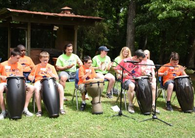 Camp Hope music